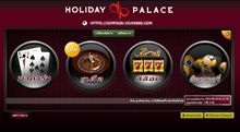 ทางเข้า Holiday Palace Casino Online